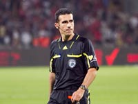 שופט הכדורגל אלון יפת / צלם: שלומי יוסף