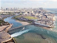 נמל תל אביב / צלם: מץ 76
