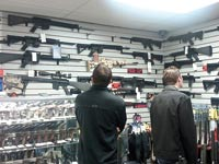 חנות נשק בארצות הברית / צילום: רויטרס