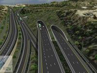 כביש 1 מנהרת הראל / צילום:יחצ