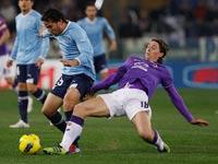 פיורנטינה מול לאציו, סרייה A, ליגה איטלקית / צלם: רויטרס