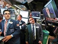 סוחרים בבורסת ניו יורק / צילום: רויטרס