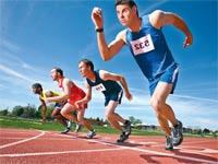 בולם זעזועים לרגל ריצה זינוק /  צלם: Shutterstock