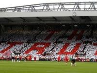 אוהדי ליברפול בדרישה לחקור את האמת על אסון הילסבורו / צלם: רויטרס