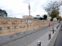 חומת קפלן בבסיס הקריה / צילום:  אריק חרמוני אלון בסון משרד הביטחון