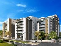 פרוייקט חיזוק בניינים ברח הזמיר קרית אונו / הדמיה: משרד V5 אדריכלים