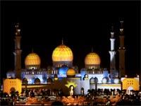 מסגד באבו-דאבי / צלם: אתר יו-טיוב