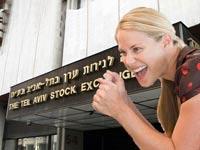 """קונים מוכרים הבורסה בת""""א/ צילום: thinkstock מהוידאו"""