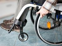 כסא גלגלים / צילום: shutterstock