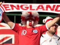 אוהדי נבחרת אנגליה / צילום: רויטרס