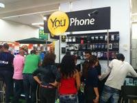 חנות youphone / צילום: יחצ