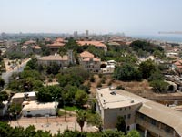 שכונת עג'מי ביפו / צילום: איל יצהר