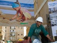 שיפוצים ברחוב הנביאים בבת ים / צילום: שלומי יוסף