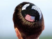 """ילד יהודי בארה""""ב / צילום: רויטרס"""