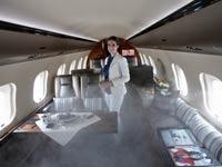 מטוס פרטי / צילום: רויטרס