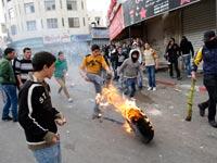 מהומות בשטחים / צילום: רויטרס