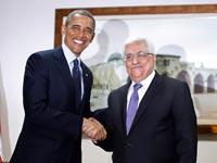 אבו מאזן ברק אובמה / צילום: רויטרס