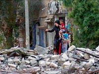 הריסות בסוריה / צילום: רויטרס