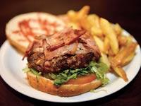המבורגר ביומנגס / צילום: תמר מצפי