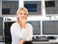 בורסה-שיחת השוק /צילום:  thinkstock
