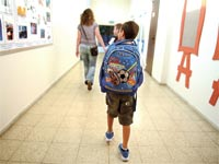 תלמיד / צילום אילוסטרציה: תמר מצפי