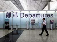 נמל התעופה בהונג קונג / צילום: רויטרס