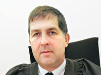 השופט רון שפירא / צילום: מיכה ברקמן