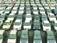 מגרש מכוניות / צילום: יחצ