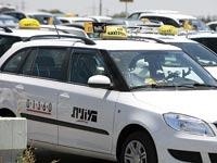 מונית של GetTaxi / צילום: יחצ - ערן לם