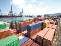 מכולות בנמל / צילום: רויטרס