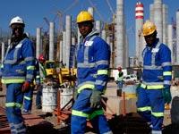 פרוייקט בניה בדרום אפריקה / צילום: רויטרס
