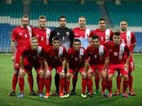 נבחרת הכדורגל של גיברלטר / צלם: רויטרס