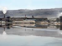 מפעלי ים המלח / צילום: תמר מצפי