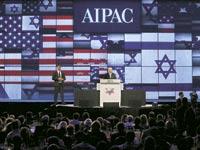 נאום נתניהו בבכינוס AIPAC בוושינגטון / צילום: רויטרס