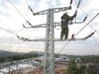 חשמל / צילום: יוסי וייס, דוברות חברת החשמל