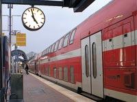 רכבת ישראל / צילום: איל יצהר