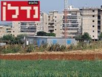 בניית דירות בגליל / צילום: איל יצהר
