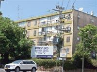 """בנין שיעבור חיזוק לפי תמ""""א 38 / צילום: תמר מצפי"""