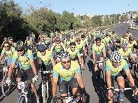 פסטיבל האופניים רוכבים גליל / צילום:  יחצ
