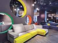 מראה כללי בתערוכת הרהיטים Salone delMobile / צילום: יחצ ו Cosmit