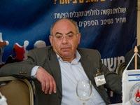"""עזרא שוהם לשעבר יו""""ר איגוד שמאי הביטוח / צילום: יחצ"""