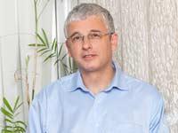 אנדרו אביר מנהל חטיבת השווקים-בנק ישראל / צילום:אייל טואג