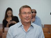 נוחי דנקנר בבית המשפט / צילום: תמר מצפי