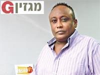 פסיל לגסה - מנהל ערוץ ETV / צילום: איל יצהר