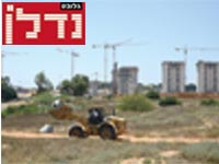 בנייה בבאר יעקב / צילום: איל יצהר