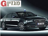 אאודיsecurity A8L / צלם: יחצ