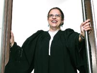 השופטת הילה גרסטל / צילום ארכיון: איל יצהר