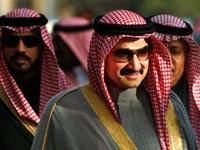 אל-וואליד בין טלאל אל-סאוד, חבר משפחת המלוכה של ערב הסעודית / צלם: רויטרס
