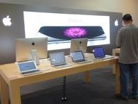"""החנות הראשונה של אפל בישראל, נתב""""ג, מחשבים, סמארטפונים / צילום: צחי הופמן"""