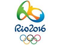 הלוגו הרשמי של אולימפיאדת ריו דה ז'ניירו 2016